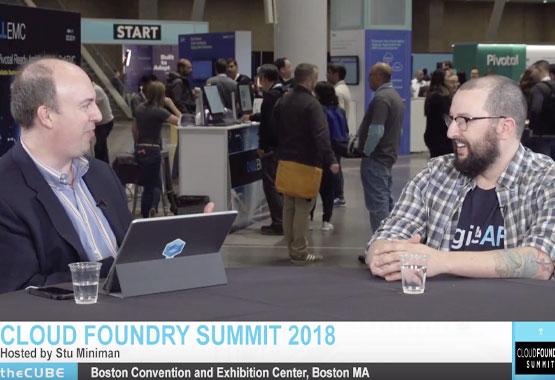 Cloud Foundry Summit 2018